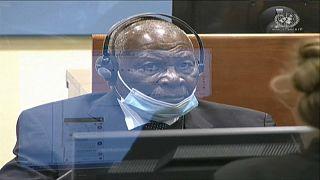 Félicien Kabuga a comparu à La Haye
