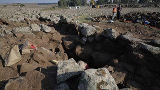اكتشاف قلعة في مرتفعات الجولان المحتل تعود إلى ثلاثة آلاف سنة