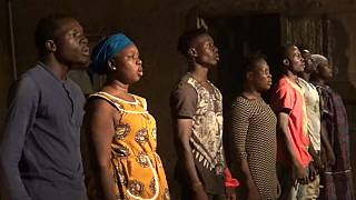 Burkinabe festival relieves locals amid pandemic