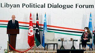Tunus'taki Libya Diyalog Konferansı