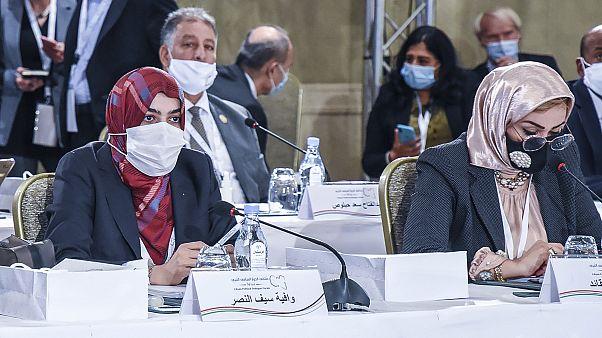 Friedensgespräche für Libyen in Tunesien 9. November 2020