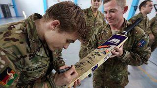 نیروهای نظامی استرالیا از سال ۲۰۰۱ وارد افغانستان شدند