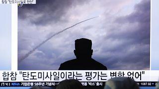 كيم جونغ أون مشرفاً على تدريبات عسكرية