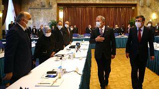 Milli Savunma Bakanı Hulusi Akar, TBMM Plan ve Bütçe Komisyonunda