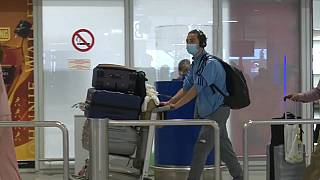 Coronavirus Travellers Heading For Spain Will Soon Need A Negative Covid 19 Test Euronews