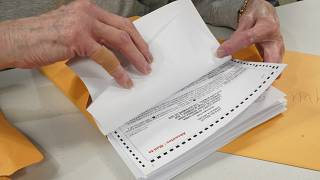 There is no evidence of widespread voter fraud involving deceased ballots in the US presidential election.