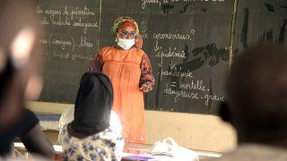 Rentrée des classes au Sénégal