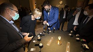L'exposition GPHG à Genève, Suisse