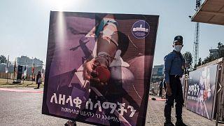 کمپین دریافت کمکهای خونی برای نبردهای تیگرای در اتیوپی