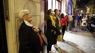 ۶۰ درصد فرانسویها محدودیتهای کرونایی را رعایت نمیکنند