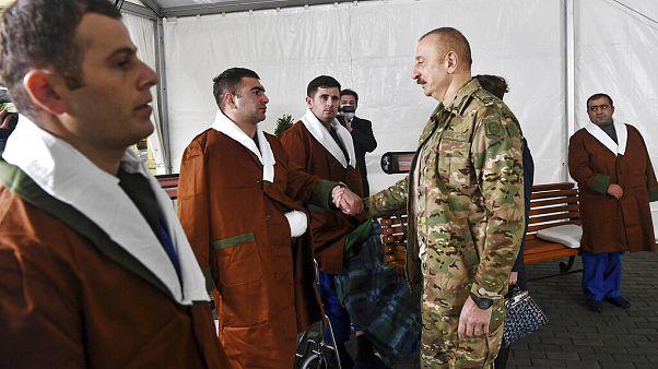 """Turquia não vai ter tropas de """"paz"""" em Nagorno Karabakh"""