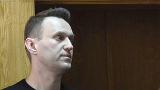 Nawalny im März 2017