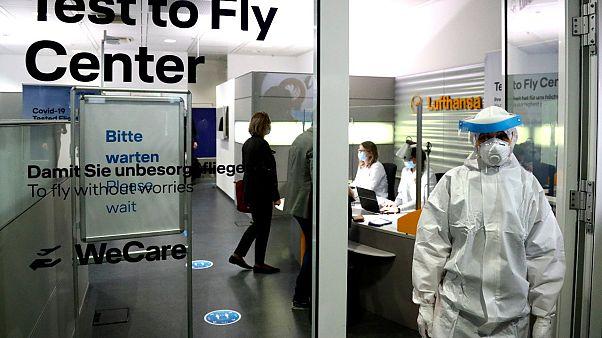 Test Center in München