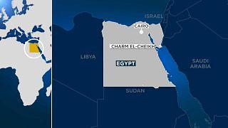 Accidente mortal de helicóptero en la península egipcia del Sinaí