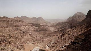Egyiptom, Sínai-félsziget