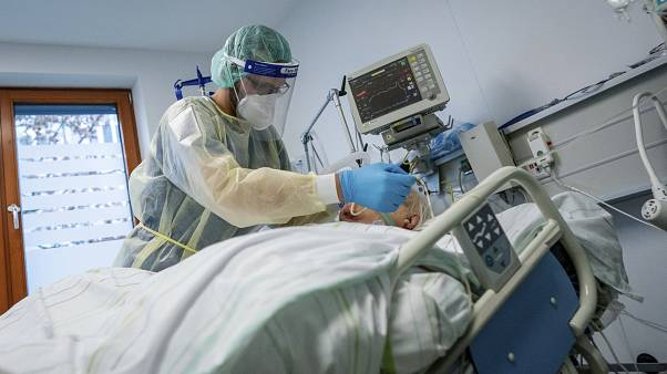 العناية المركزة في مستشفى برلين ألمانيا