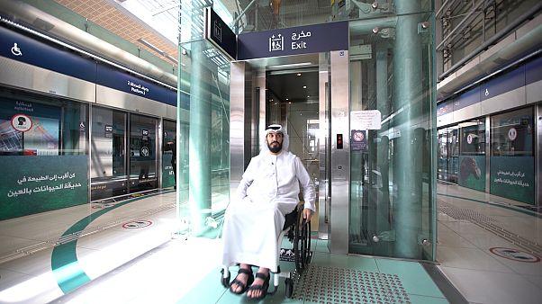 دُبی، شهری سازگار با نیازهای افراد دارای معلولیت