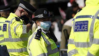 İngiltere polisi (arşiv)