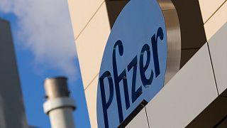 الشركة الأمريكية لصناعة وتسويق الأدوية فايزر