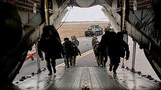 اعزام نیروهای صلحبان روسیه به قرهباغ