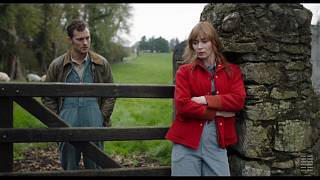 Wild Mountain Thyme stars British actress Emily Blunt and Northern Ireland's Jamie Dornan