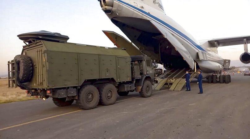 AP/Russian Defense Ministry Press Service