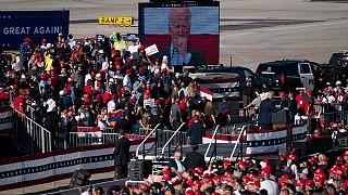 تجمع انتخابي في أريزونا