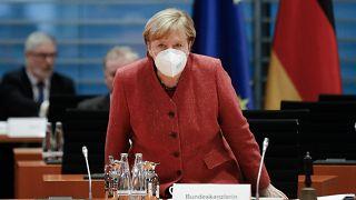 Η Καγκελάριος της Γερμανίας Άνγκελα Μέρκελ