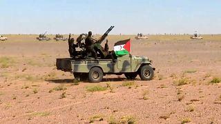 Rupture du cessez le feu entre le Maroc et le Front Polisario