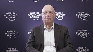 Dünya Ekonomik Forumu Başkanı Klaus Schwab: Covid-19 sonrası dünyada eski düzene dönmek imkansız