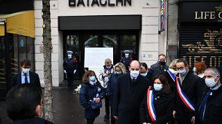 پنجمین سالگرد حملات مرگبار ۱۳ نوامبر پاریس زیر سایه تهدیدهای تازه برگزار شد