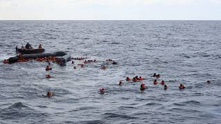 Des migrants secoursus en mer