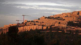 Photo prise le 12 novembre à Ramat Shlomo