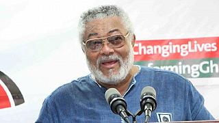 Ghana: A look at the man Jerry John Rawlings