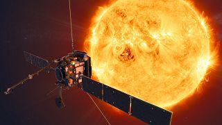 صورة نشرتها وكالة الفضاء الأوروبية