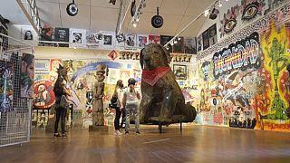 """Chili : un musée du """"soulèvement social"""" ouvre ses portes à Santiago"""
