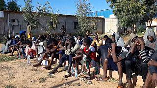 Libya: 20 die in shipwreck, survivors get help