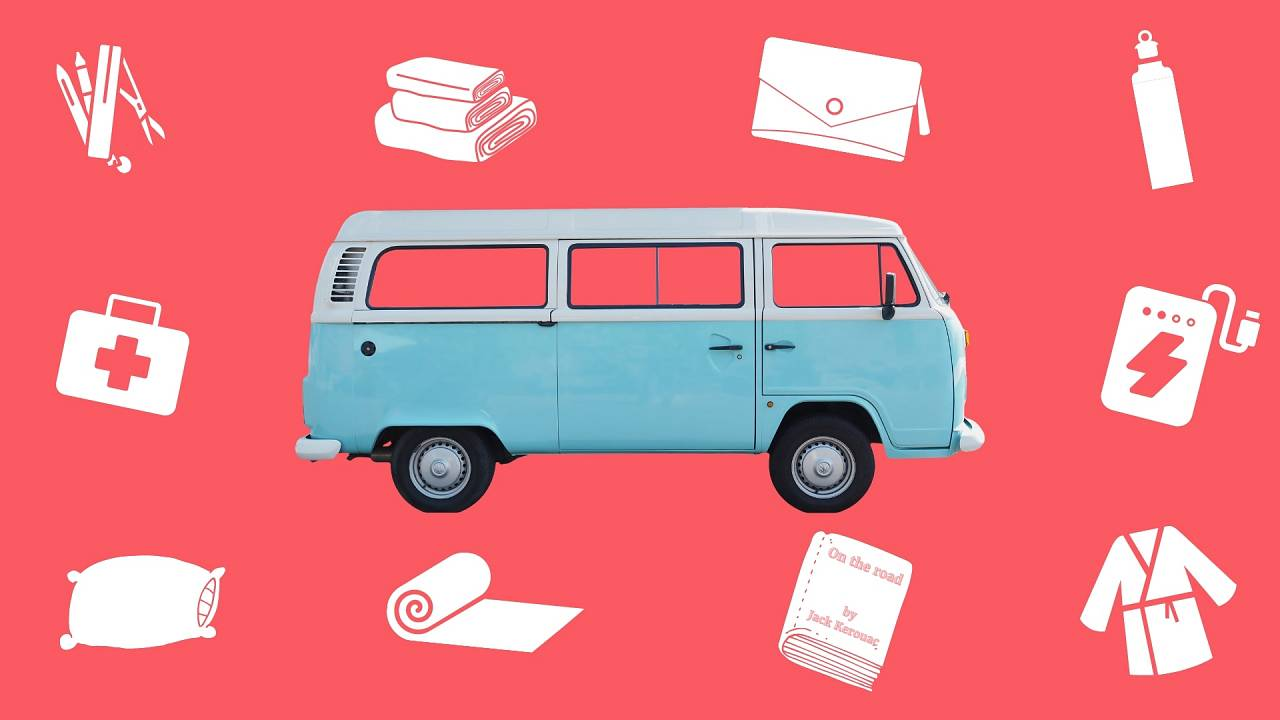 We've got the ten essentials for any campervan trip lined up for you.