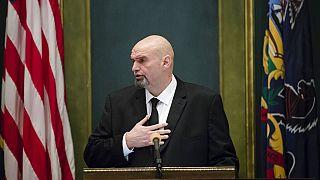 Pennsylvania Vali Yardımcısı John Fetterman