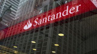 El Banco Santander es la principal entidad bancaria de España.