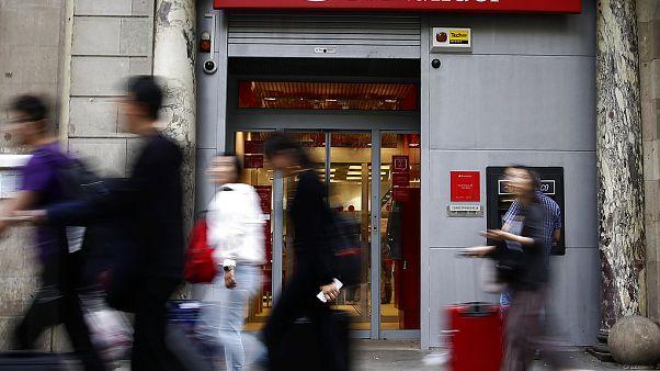 Santander elimina 4 mil empregos em Espanha