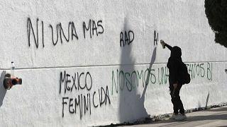 Elles sont en guerre contre les féminicides qui explosent au Mexique