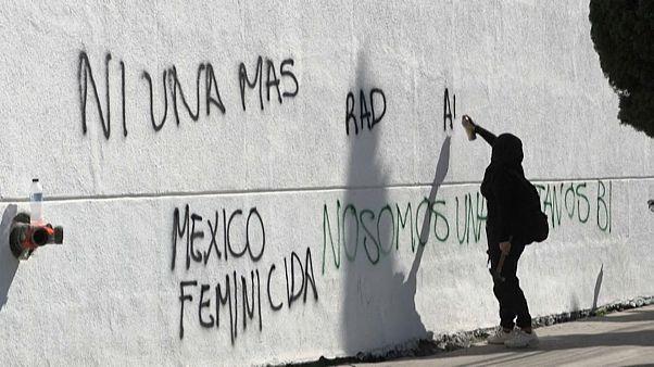 Mexiko: Demonstration gegen Gewalt