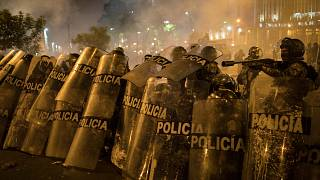 Peru protestoları