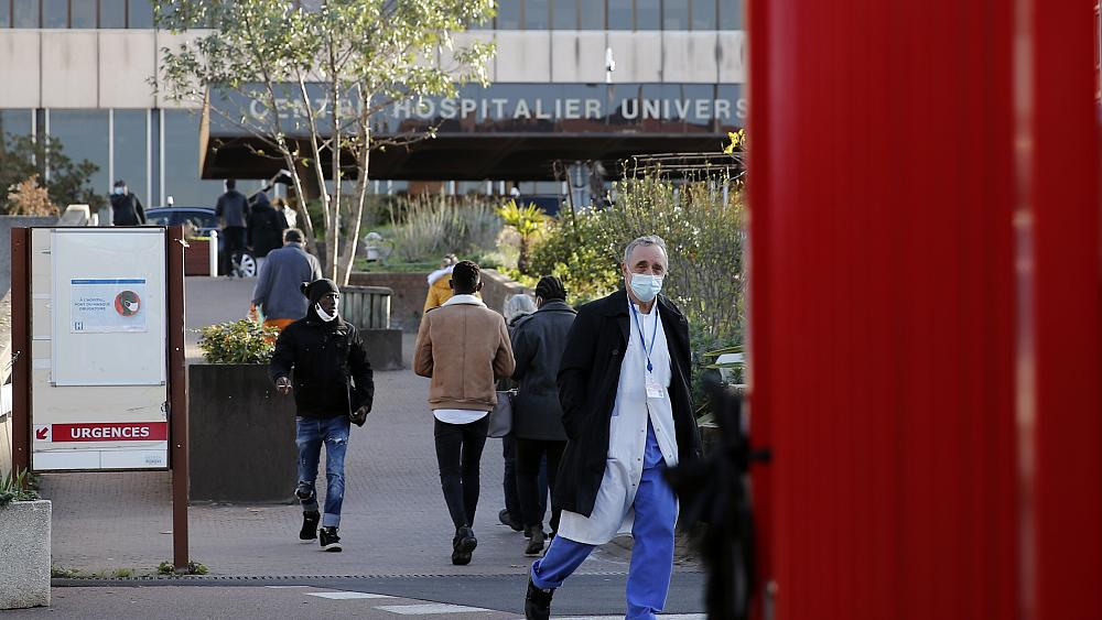 COVID-19 in France: Paris hospitals begin to see signs of hope despite virus surge