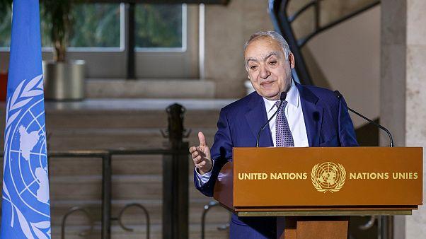 BM'in eski Libya Özel Temsilcisi Ghassan Salame