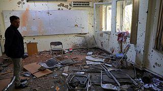 هجوم جامعة كابول