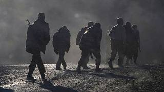 سربازان ارمنی در منطقه قرهباغ
