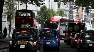وسط لندن- المملكة المتحدة