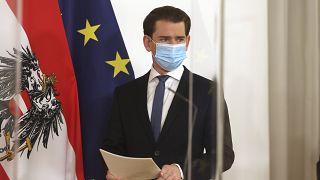 COVID-19: Σε lockdown η Αυστρία μέχρι τις 6 Δεκεμβρίου - Δραματική έκκληση Κουρτς